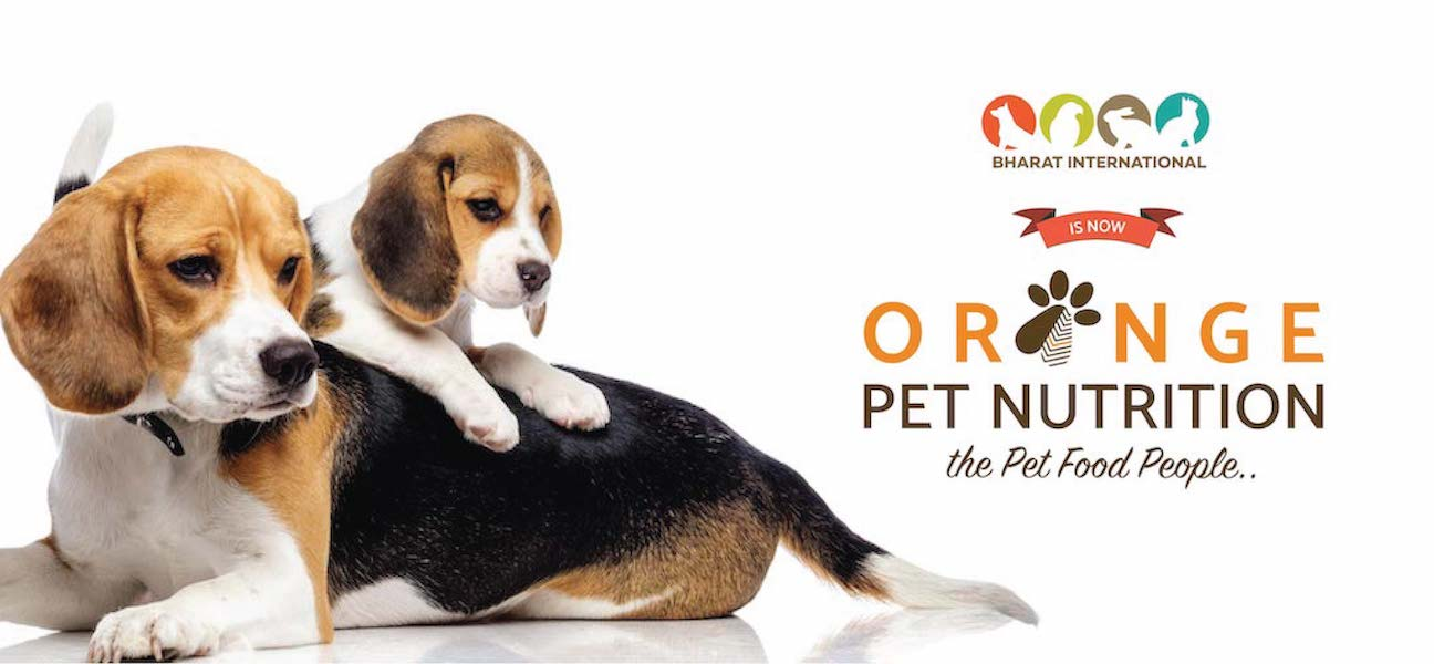bharat international is now orange pet nutrition