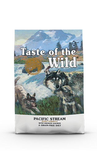 Taste Of The Wild - Pacific Stream Puppy Formula With Smoked Salmon