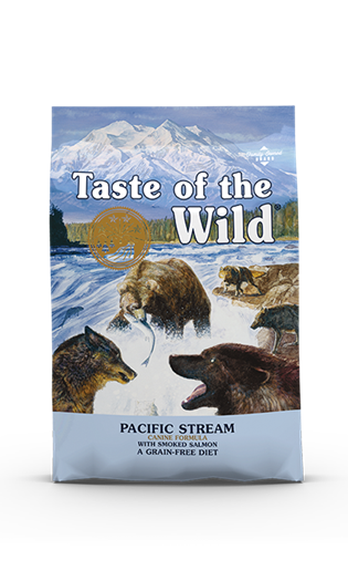 Taste Of The Wild - Pacific Stream Canine Formula With Smoked Salmon
