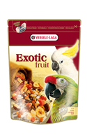 Prestige Premium Parrots Exotic Fruit Mix 600Gm