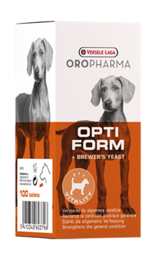 Oro.Opti Form Dog 100Tab