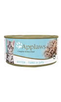 APPLAWS KITTEN TIN – TUNA IN JELLY