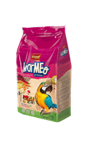 KARMEO PREMIUM COMPLETE FOOD FOR BIG PARROTS FOIL BAG