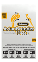 Avianbreeder™ Fruitblend® With Natural Fruit Flavours Parrots & Conures 18.14 Kgs