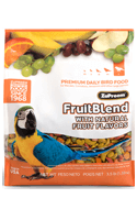 Zupreem Fruit Blend Premium Food For Large Bird L 1.5 Kgs