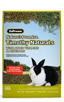 Zupreem Nature'S Promise®Timothy Naturals™ Rabbit Food 2.26 Kgs
