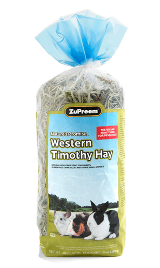 Zupreem Nature'S Promise®Western Timothy Hay400 Gms