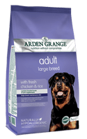 Arden Grange Adult Large Breed 2 Kgs
