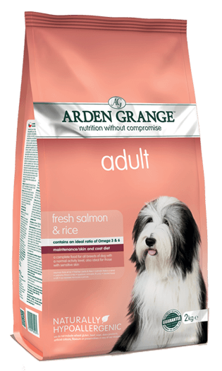 Arden Grange Adult Salmon & Rice 2 Kgs