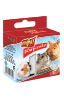 Vitapol Mineral Block For Rodents - Orange 40 Gms
