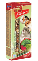 Vitapol Vegetable Smakers For Rodents 90 Gms