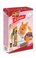 Vitapol Baby Food For Rabbit 400 Gms