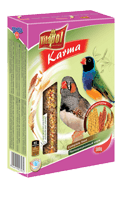 Vitapol Food For Zebra Finch And Exotic Birds 500 Gms